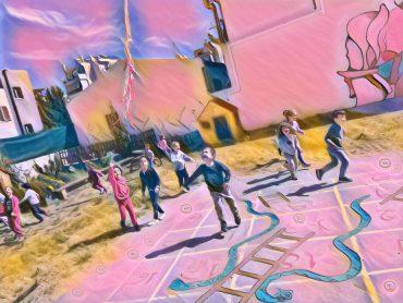 Κλείνουμε μια υπέροχη εβδομάδα, κάνοντας Σαρακοστιανό πικ νικ και πετώντας χαρταετό!!!!