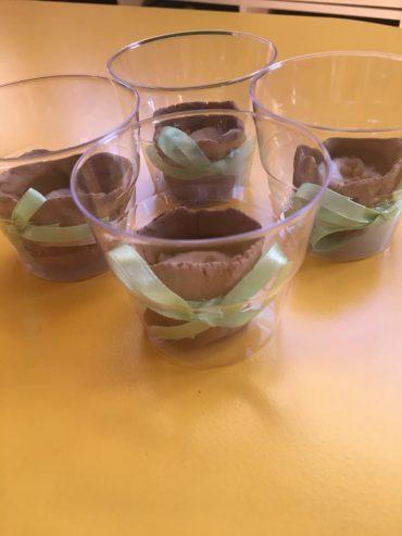Φυτέψαμε φακιές στις χειροποίητες πήλινες γλαστρούλες μας!!!
